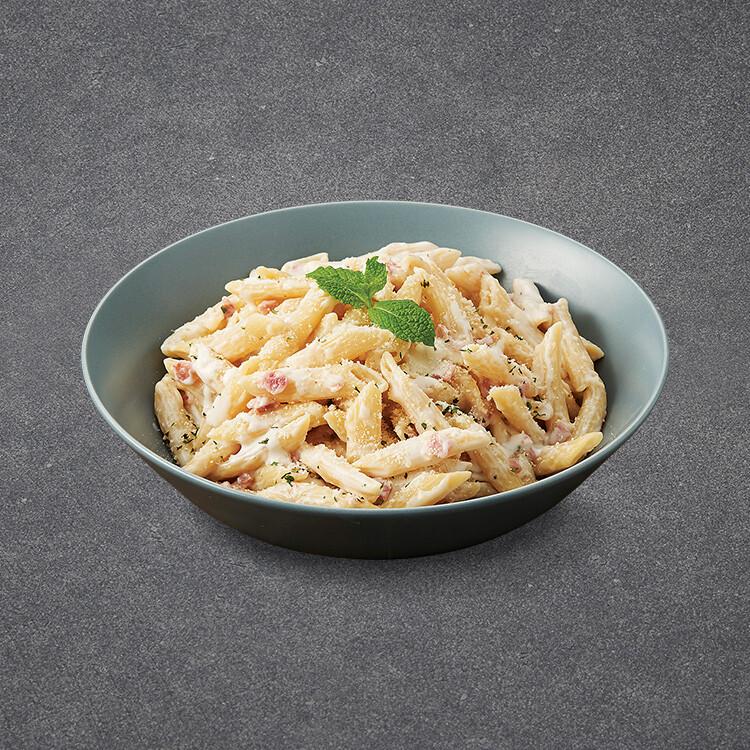 Carbonara Penne Pasta