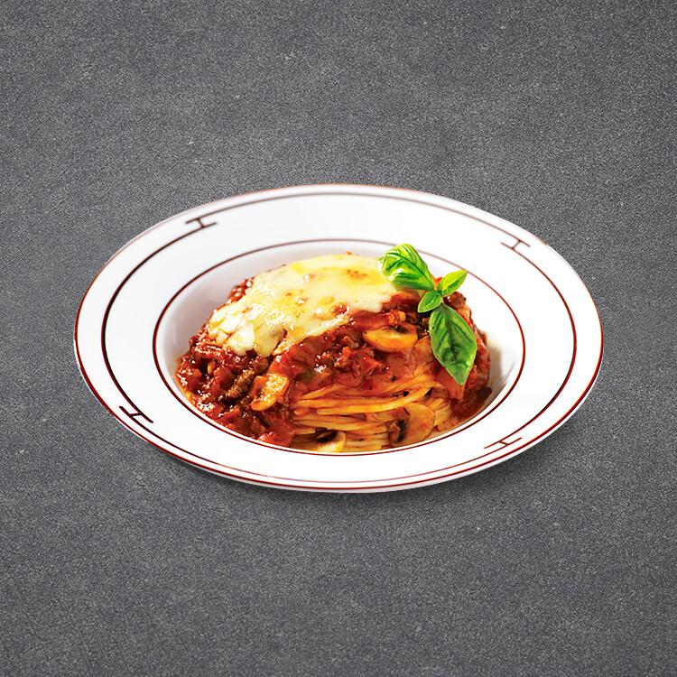 NEW Cheese Bolognese Spaghetti